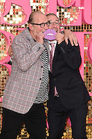"""Ade Edmondson and Ben Elton<br /> arrives for the World Premiere of """"Absolutely Fabulous: The Movie"""" at the Odeon Leicester Square, London.<br /> <br /> <br /> ©Ash Knotek  D3137  29/06/2016"""