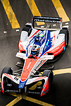 Felix Rosenqvist of Sweden from Mahindra Racing on track at the Formula E Non-Qualifying Practice 3 during the FIA Formula E Hong Kong E-Prix Round 2 at the Central Harbourfront Circuit on 03 December 2017 in Hong Kong, Hong Kong. Photo by Victor Fraile / Power Sport Images