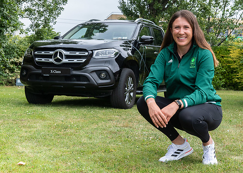 Annalise Murphy is all set for the Olympic Games in Tokyo