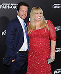 Mark Wahlberg and Rebel Wilson at The Paramount Pictures L.A. Premiere of Pain & Gain held at The TCL Chinese Theatre in Hollywood, California on April 22,2013                                                                   Copyright 2013 Hollywood Press Agency