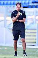 Frosinone calcio coach Alessandro Nesta during the friendly football match between Frosinone calcio and AS Roma at Benito Stirpe stadium in Frosinone (Italy), September 9th, 2020. AS Roma won 4-1 over Frosinone Calcio. Photo Andrea Staccioli / Insidefoto