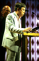 July 1993 file photo - Montreal Qc) CANADA - Festival Juste Pour Rire : Gilles Latulippe