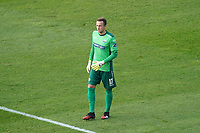 Torwart Leopold Zingerle (SC Paderborn 07)<br /> <br /> - 08.11.2020: Fussball 2. Bundesliga, Saison 20/21, Spieltag 7, SV Darmstadt 98 - SC Paderborn 07, emonline, emspor, <br /> <br /> Foto: Marc Schueler/Sportpics.de<br /> Nur für journalistische Zwecke. Only for editorial use. (DFL/DFB REGULATIONS PROHIBIT ANY USE OF PHOTOGRAPHS as IMAGE SEQUENCES and/or QUASI-VIDEO)