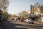 Main Street, Angels Camp, Calif.