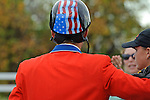 Boyd Martin Winner of  the CCI 3* Dansko  at  Fair Hill International in Fair Hill, MD  on 10/16/11.  (Ryan Lasek / Eclipse Sportwire)