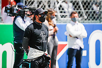 HAMILTON Lewis (gbr), Mercedes AMG F1 GP W12 E Performance, portrait during the Formula 1 Heineken Grande Prémio de Portugal 2021 from April 30 to May 2, 2021 on the Algarve International Circuit, in Portimao, Portugal <br /> FORMULA 1 : Grand Prix Portugal - Essais - Portimao - 02/05/2021 <br /> Photo DPPI/Panoramic/Insidefoto <br /> ITALY ONLY