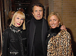 Diane Lokey-Farb with Greg Manteris and his wife Renea Abbott at the Duran Duran concert after party at home of Becca Thrash Friday Dec. 05, 2008. (Dave Rossman for the Chronicle)