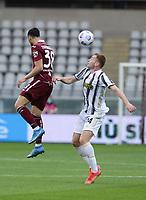 Torino 03-04-2021<br /> Stadio Grande torino<br /> Serie A  Tim 2020/21<br /> Torino - Juventus<br /> Nella foto: Kulusevsky                                  <br /> Antonio Saia Kines Milano