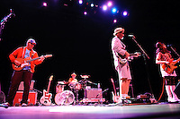Southern Culture on the Skids in concert at The Pageant in St. Louis on May 28, 2009.
