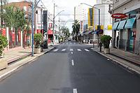 15/02/2021 - PRIMEIRO DIA DE LOCKDOWN EM ARARAQUARA