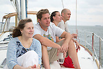 August 9th Aaron Family Sunset Sail