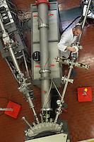 CNR (Consiglio Nazionale delle Ricerche),  Istituto per la Microelettronica e Microsistemi (Bologna, Italia), acceleratore di ioni ad alta energia....CNR (National Research Council),  Institute for Microelectronics and Microsystems (Bologna, Italy), high energy Ionian accelerator..
