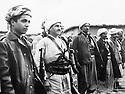 Iraq 1967.Masoud Barzani wih his father, General Barzani.Irak 1967.Masoud Barzani avec son pere Mustafa Barzani