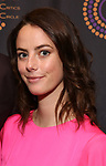 Kaya Scodelario attends The 69th Annual Outer Cirtics Circle Awards Dinner at Sardi's on 5/23/2019 in New York City.