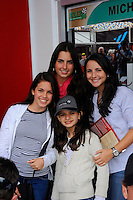 The girls of the #60 Michael Shank Racing Ford/Riley