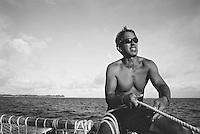 Hokule'a + Alingano Maisu Voyage to Micronesia 2007