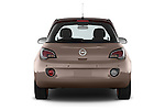 Straight rear view of a 2013 Opel Adam Glam Hatchback2013 Opel Adam Glam Hatchback