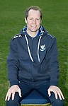 St Johnstone FC Photocall….2018/19 Season<br />Alex Cleland Assistant Manager<br />Picture by Graeme Hart.<br />Copyright Perthshire Picture Agency<br />Tel: 01738 623350  Mobile: 07990 594431