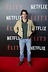 Eduardo Noriega attends to 'Elite' premiere at Museo Reina Sofia in Madrid, Spain. October 02, 2018. (ALTERPHOTOS/A. Perez Meca)