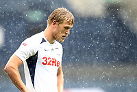 Preston North End's Jayden Stockley<br /> <br /> Photographer Mick Walker/CameraSport<br /> <br /> The EFL Sky Bet Championship - Preston North End v Cardiff  City - Saturday 27th June 2020 - Deepdale Stadium - Preston<br /> <br /> World Copyright © 2020 CameraSport. All rights reserved. 43 Linden Ave. Countesthorpe. Leicester. England. LE8 5PG - Tel: +44 (0) 116 277 4147 - admin@camerasport.com - www.camerasport.com