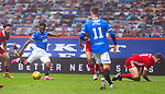 15.05.2021 Rangers v Aberdeen: Jermain Defoe scores goal no 4