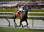 April 7, 2012.Lady of Shamrock and Mike Smith win the Providencia Stakes at Santa Anita Park in Arcadia, CA.
