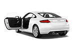 Car images of 2015 Audi TT Coupe S Line 3 Door Coupe Doors