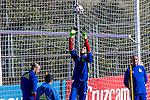 Spainsh David de Gea during the training of the spanish national football team in the city of football of Las Rozas in Madrid, Spain. November 10, 2016. (ALTERPHOTOS/Rodrigo Jimenez)
