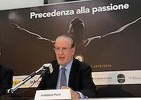 2015/07/02 Udinese conferenza campagna abbonamenti.