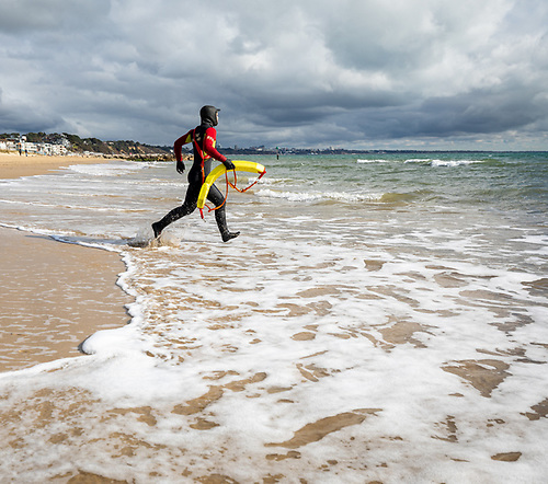 RNLI Northern Ireland Lifeguards Ready for a Summer of 'Staycations'