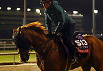 October 30, 2018 : Whitmore at Churchill Downs on October 30, 2018  in Louisville, Kentucky in preparation for the Breeders' Cup Sprint. Mary M. Meek/ESW/CSM