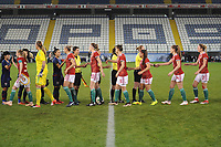20190227 - LARNACA , CYPRUS : illustration picture during a women's soccer game between Thailand and Hungary , on Wednesday 27 February 2019 at the Antonis Papadopoulos Stadium in Larnaca , Cyprus . This is the first game in group B for both teams during the Cyprus Womens Cup 2019 , a prestigious women soccer tournament as a preparation on the FIFA Women's World Cup 2019 in France and the Uefa Women's Euro 2021 qualification duels. PHOTO SPORTPIX.BE | STIJN AUDOOREN