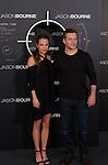 Matt Damon and Alicia Vikander attend the photocall of 'Jason Bourne' in Madrid, Spain. July 13, 2016. (ALTERPHOTOS/Marcos Menendez)
