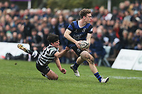 Christ's College vs Christchurch Boys High School at Christ's College during their 137th rugby match in Christchurch, New Zealand on Saturday, 18 July 2020. Photo: Martin Hunter / lintottphoto.co.nz