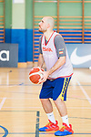 Player Quino Colom during the training of Spanish National Team of Basketball 2019 . July 26, 2019. (ALTERPHOTOS/Francis González)