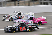 #00: Josh Reaume, Reaume Brothers Racing, Toyota Tundra #83: Ray Ciccarelli, CMI Motorsports, Chevrolet Silverado CMI Motorsports #44: Colin Garrett, Niece Motorsports, Chevrolet Silverado The Rosie Network