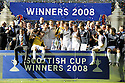 24/05/2008   Copyright Pic: James Stewart.File Name : sct_jspa17_qots_v_rangers.RANGERS PLAYERS CELEBRATE WINNING THE SCOTTISH CUP.....James Stewart Photo Agency 19 Carronlea Drive, Falkirk. FK2 8DN      Vat Reg No. 607 6932 25.Studio      : +44 (0)1324 611191 .Mobile      : +44 (0)7721 416997.E-mail  :  jim@jspa.co.uk.If you require further information then contact Jim Stewart on any of the numbers above........