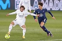 2021 La Liga Football Real Madrid v Celta Vigo Jan 2nd