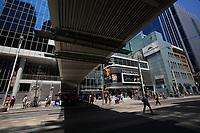 Toronto (ON) CANADA - July 2012 - EATON CENTRE