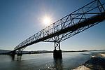 Julia Butler Hansen Bridge, Cathlamet, Washington