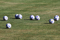 Balls Nike Flight Serie A 2020/2021<br /> during the friendly football match between SSC Napoli and SS Teramo Calcio 1913 at stadio Patini in Castel di Sangro, Italy, September 04, 2020. <br /> Photo Cesare Purini / Insidefoto