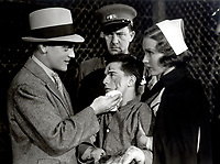 James Cagney<br /> With Frankie Darro<br /> and Madge Evans<br /> in The MAYOR OF HELL