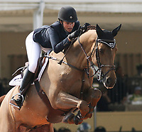 WELLINGTON, FL - JANUARY 26: Athina Onassis Roussel l participtaes in  the FTI Winter Equestrian Festival at the Palm Beach International Equestrian Center on January 26, 2014 in Wellington, Florida<br /> <br /> <br /> People:  Athina Onassis Roussel