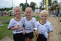 FIERLJEPPEN: IJLST: 03-08-2019, FK Fierljeppen Jeugd, ©foto Martin de Jong