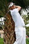 PALM BEACH GARDENS, FL. - Jeff Overton during Round Three play at the 2009 Honda Classic - PGA National Resort and Spa in Palm Beach Gardens, FL. on March 7, 2009.