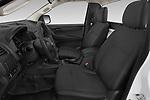 Front seat view of 2019 Isuzu D-Max LT 2 Door Pick-up Front Seat  car photos