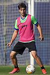 Getafe CF's Cesar Llopis during training session. October 6,2021.(ALTERPHOTOS/Acero)
