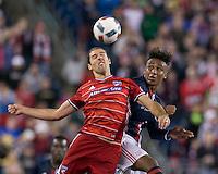 New England Revolution vs FC Dallas, May 21, 2016