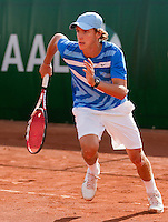 18-08-10, Tennis, Amstelveen, NTK, Nationale Tennis Kampioenschappen, Justin Eleveld