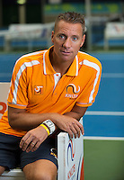 2015-09-24 Dennis Sporrel, Coach Wheelchair Tennis KNLTB